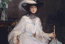 Portraits  1870 - 1918 / Belle Époque / by Alice Guerra