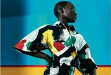 fashion prints  / by yeine darr
