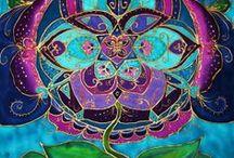 inspired / by Heaven On Earth Silks