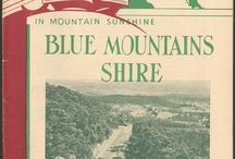 Early Local History / Earlier times of my beloved home, the Blue Mountains & also from Penrith to the West~PLEASE,NO POWER PINNING OR YOU WILL BE BLOCKED / by Jennifer ❤️ M