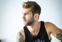 Just Men / A board dedicated to beautiful, hot, sexy, gorgeous & stylish men