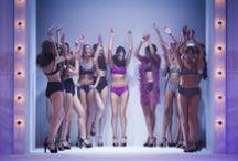 """SIL14 - Rive Gauche show / Salon International de la Lingerie - """"Rive Gauche"""" trend lingerie runway show - Jan. 2014 - Paris"""