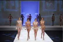 "SIL14 - Gentle Woman show / Salon International de la Lingerie - ""Gentle Woman"" trend lingerie runway show - Jan. 2014 - Paris"