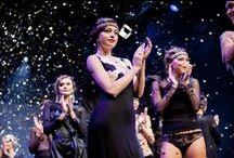 """SIL 15 - Gatsby show / Salon International de la Lingerie - """"Gatsby"""" trend lingerie runway show - Jan. 2015 - Paris"""