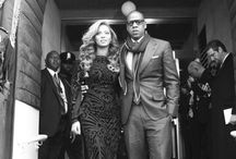 The Carter's / Bey, Blue, & Jay / by Anika Lewis