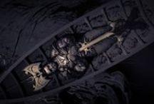 Might & Magic X: Legacy / Works from Might & Magic X: Legacy Outro by Rafał Wojtunik
