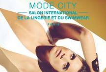 MODE CITY 2015 / Salon International de la Lingerie et du swimwear Mode City - July 2015 - Paris