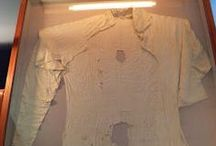 05-08 century female's clothing / V century female's clothing, VI century female's clothing, VII century female's clothing, VIII century female's clothing, reenactment