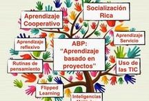 ABP / Aprendizaje basado en proyectos.