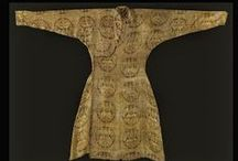 11-12 century female's clothing / XI century female's clothing, XII century female's clothing, reenactment