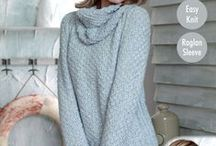 Authentic Chunky / A collection of knitting patterns for Authentic Chunky.