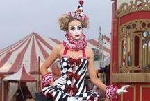 Cirkus/Carnival theme party - Family day