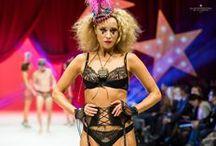 """SIL 16 - Vintage Circus show / Salon International de la Lingerie - """"Vintage Circus"""" trend lingerie show - Jan. 2016 - Paris"""
