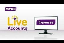 MYOB / If you use MYOB or thinking about using this bookkeeping program, you will find a number of articles here that can help. I particularly like MYOB Essentials, as it's easy to learn, use and all online for your flexibility. Use on smartphone, tablet or your home laptop. Prices start from only $29 month. #myob #accounting # bookkeeping