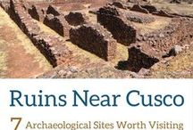 Archaeological & Ancient Sites / Uncovering and preserving secrets of the past.