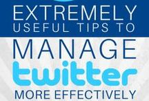 "TWITTER / TWITTER IS POWERFUL for small business and bloggers. I curate tips for blogger's, small business owners and social media experts. I share all the articles I can find and share them with you. Do YOU love twitter like me? Please tweet me and say ""Hello"" @Myofficebooks I love to connect, share and learn! #twitter #twittertips"