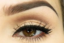 Brows and Lashes