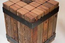 Wood Projects / by Lehi Lara