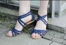 Shoes / Showroom Highlights - view the latest fashion and remember past trends