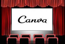 CANVA / Tips, tricks and how to's, all about #Canva. Use Canva for inspirational images, graphic design and to grab the attention of your clients. Design images that POP just like @PegFitzpatrick