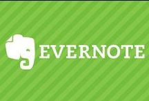 EVERNOTE / How to use Evernote's many features. Click to links, save time and learn new things. #evernote