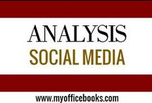 SOCIAL MEDIA ANALYSIS / How to measure the return on investment for your social media. What analysis is out there? How does analysis and marketing work? #analysis #roi
