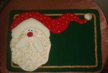 navidad / muñecos navideños