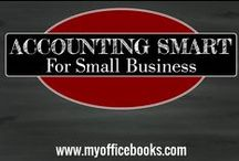 ACCOUNTING SMART / To be competitive it is important that small business owners understand that it is essential that they are accounting smart and know their financial profitability. My Office Books owner Amanda Hoffmann curates informative and interesting articles for your education and interest.