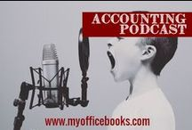 ACCOUNTING PODCASTS / Curating podcasts about business and accounting #accounting #business