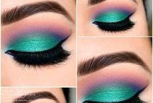 B E A U T Y / Makeup to be inspired by