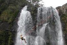 Cachoeiras, rios...