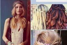 Hairstyles / Chyba każda z nas marzy o takich włosach ;)