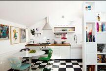 Wnętrza / Świetne inspiracje by udekorować swoje własne mieszkanko ;)