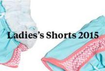 Ladies Shorts 2015 / 2015 Women's Shorts Archive
