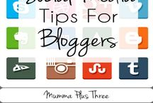 SOCIAL MEDIA | BLOGGERS / How to: Engage and communicate Grow a following Share content Curate and find good content