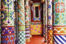 Sublime Floors, Mosaics and Tile Patterns / Floor patterns