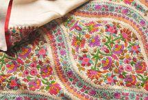 Shawls and Paisley Patterns