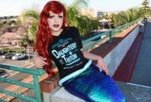 The Little Mermaid Inspired / Atlantica's most fashionable items