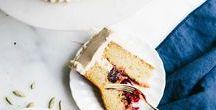 Cake recipes / Beautiful cakes | cake | cakes | gâteaux | gâteau | French recipes | recipes | recipe | desserts | dessert recipes | coffee cake | ganache | wedding cake | tiered cake | chocolate | fruit cake