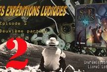 LES EXPÉDITIONS LUDIQUES (YouTube)