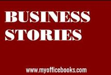 BUSINESS STORIES OF SUCCESS / Stories about small business people and entrepreneurs giving new experiences and opportunities a go!