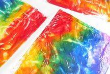 Art Preschool / Ideas for preschool art projects.