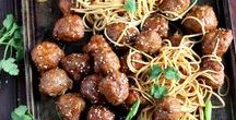 Noodle Recipes / A collection of noodle recipes! noodles | Asian noodles | ramen | easy | quick | healthy | weeknight dinners | lunch | dinner | family recipes | recipes for 2