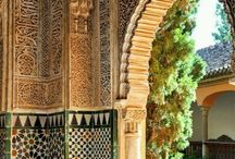 Alhambra de Granada, Córdoba, Seville ~ Spain