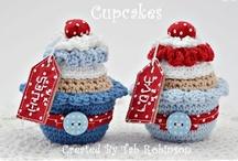 cupcakes/koekjes/cakepops / Om te eten en te haken