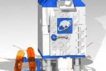 LEGO Ice Planet 2002 MOCs (not mine) / http://www.flickr.com/photos/32900512@N02/sets/72157623630736781