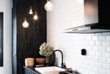 Kitchen Inspiration / industrial and/or minimalist