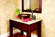 Bathrooms by CWP / Please see dealer for specific door styles and finishes.