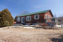 For Sale - 40 Laxton - Kawartha Lakes / FOR SALE - $269,000 - Head Lake, City of Kawartha Lakes, Ontario Open Concept 3 Bedroom Bungalow Built In 2004 on a 3/4 Acre Lot. Year Round Cottage/Home, Lake View From Kitchen And Living Room. Enjoy Waterfront Activities, Dock Just Steps From The Property. Custom Eat-In Kitchen With Ample Cupboards. Full Basement With Rough In For Second Washroom.  Virtual Tour here: http://homesandphotos.ca/40laxton5line/
