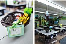 Classroom Design & Spaces / Ideas for classroom design, layout, and organization as well as center and lesson plan concepts.